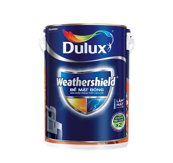 Sơn chống thấm Dulux Weathershield - Y65